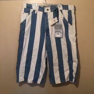 Vintage Levi's Carpenter Shorts NWT
